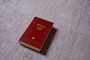 bible book cement christianity